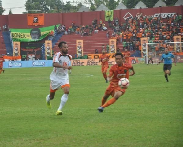 Tundukkan Persekabpas, Persibo Tantang Blitar United di Final