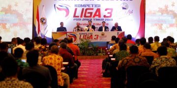 Pembukaan Liga 3 Kapal Api PSSI Jatim Digelar di Madiun